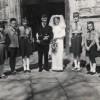 Marriage of David and Rita Ball (nee Rewston)