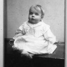 Philip Marsh, the yougest son of George Ernest Marsh senior