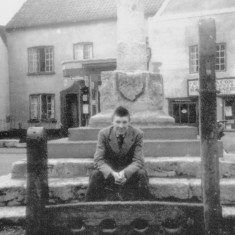 At the stocks c. 1960