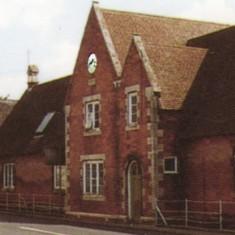 The Old School Clock