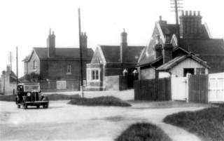 Bottesford Station c. 1930?