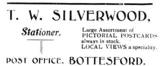 Advertisements from the 1920s