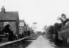 Selected images from the Bottesford Local History Society archive