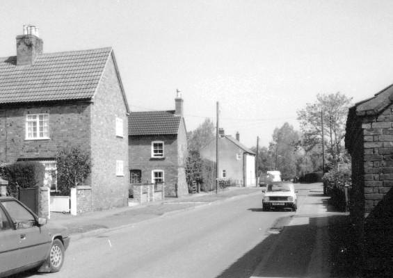 Albert Street looking North c 1980