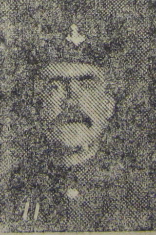 Pte. Charles Alliss