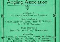 Bottesford and District Angling Association - Medical and General Aid Fund