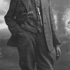 Another Bray cousin, possibly a young Edgar c. 1900.