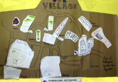 Our Village by Ash Class, Bottesford Primary School