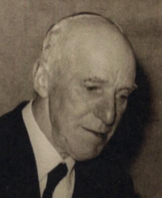 Mr John Thomas Ravell, ca.1955