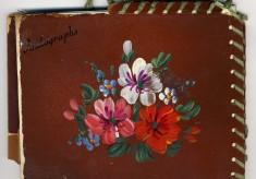 A Bottesford schoolgirl's autograph book