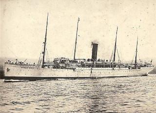 SS BRAEMAR CASTLE