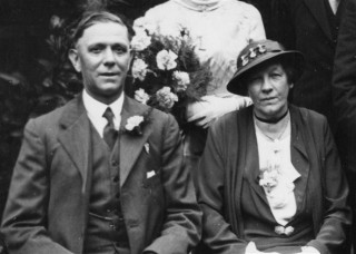 Herbert & Harriet Goodson.