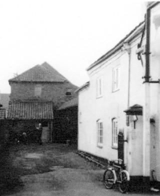 The Bull yard c. 1950