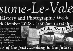 Barkestone-le-Vale Local History Exhibition 2008
