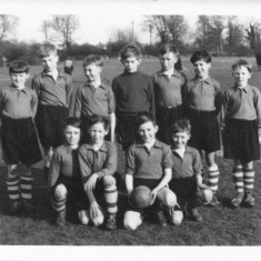 School football - Ray on rh
