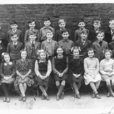 School - George middle row 1st on lh