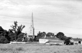 Church Farm, Bottesford in the late 1950s | BCHG Archive