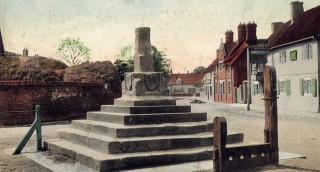 The Bull Inn, from the cross