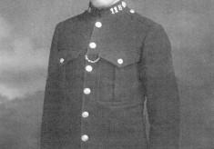 Sergeant Arthur Bradshaw