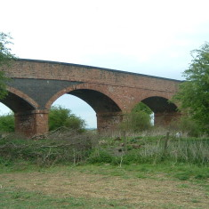 3 Arch Bridge, as it was in May 2007.
