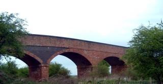 Three Arch Bridge, May 2007