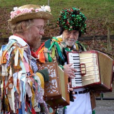 The maestros of the accordian