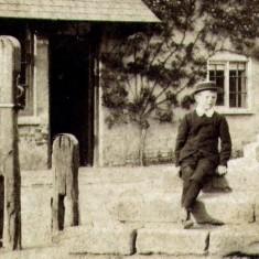 The stocks c. 1900