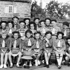 Brownies 1952