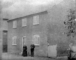 No. 8 Queen St in the mid 1880s