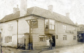 The Bull Inn c. 1930.