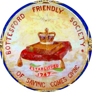 Detail, Friendly Society Banner
