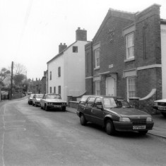 Chapel Street c 1990 The Wesleyan Chapel