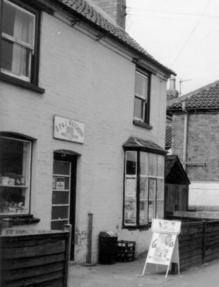 Watchorn's Shop c 1980s