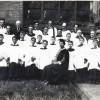 St Mary's Church Choir Bottesford - 1920's