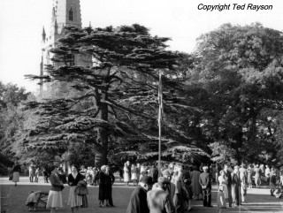 Church Fete in the Rectory grounds