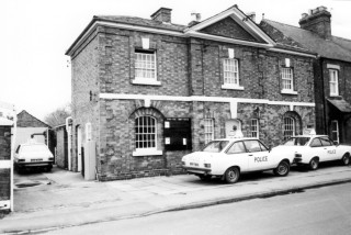 Bottesford Police Station c. 1980