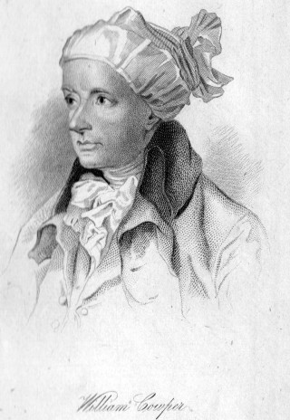 William Cowper  1731 - 1800