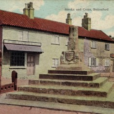 The cross and stocks 1907