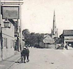 The Market Place c. 1910?