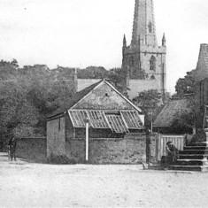 The Cross c 1910?