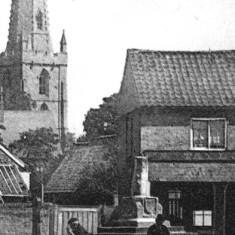 The Cross c 1910