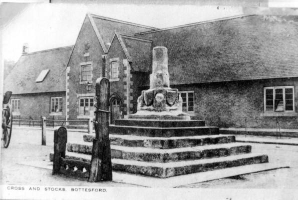 Bottesford School c.1900
