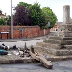 The bollards and litter bin went too. | Tony Taffs