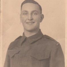 David (uncle) in Grenadier Guard Uniform