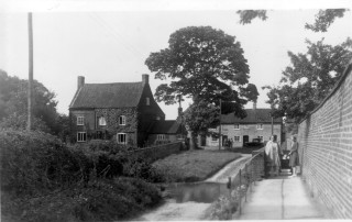 The Green c. 1950