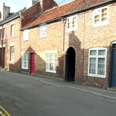 Dyer's Cottage and adjoining buildings