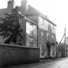 Singleton's shortly before demolition