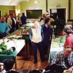 !990's Horticultural Show in the Old VC Hall