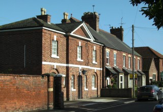 Bottesford's Grade 2 Listed  Police Station, July 2007. Four early purpose-built police stations were built, probably to the design of county archtect, William Parsons, who was responsible for several of Leicester's notable buildings.