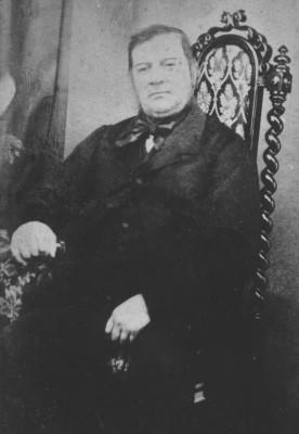 Edward James, 1810 - 1903.